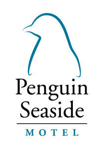 Penguin Seaside Motel Logo